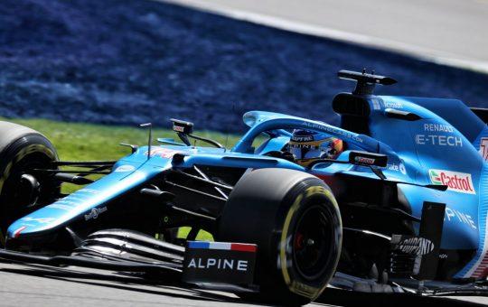 Alonso: «El equipo mejora todo el tiempo»