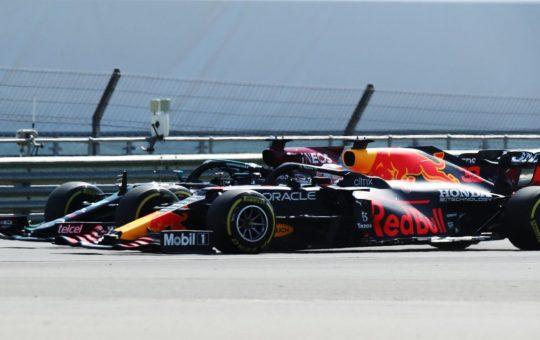 Guerra en la Fórmula 1