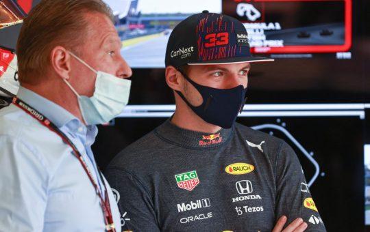 Jos Verstappen: «La sanción a Hamilton fue ridícula»