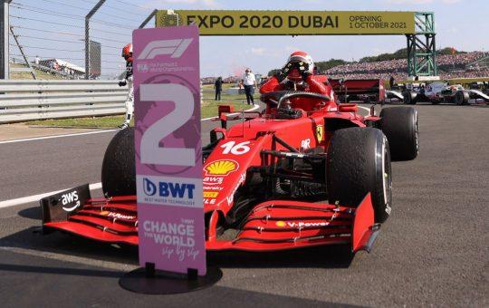 La mayor sorpresa de Ferrari