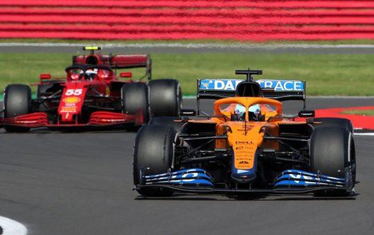 «No es un día para lamentarse, Ferrari ha hecho un podio»