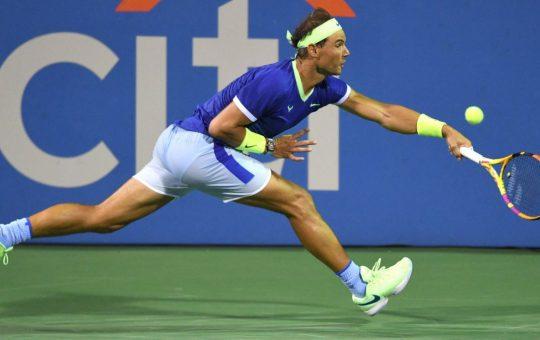 Nadal: «El pie me molestaba un poco más de la cuenta»