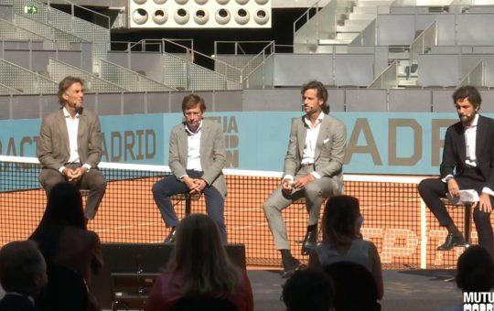 El Mutua Madrid Open confirma su continuidad hasta el año 2030