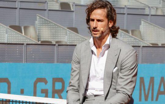 Feliciano: «La irrupción de Carlos Alcaraz era algo que necesitaba el tenis español»