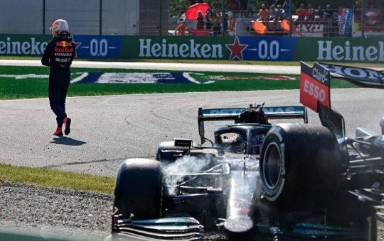 Hamilton se salva y Verstappen se retrata