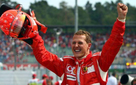 Las dos caras de Schumacher