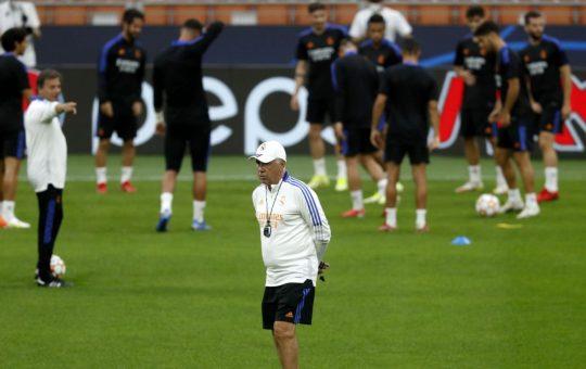 Nadie envidia a Ancelotti