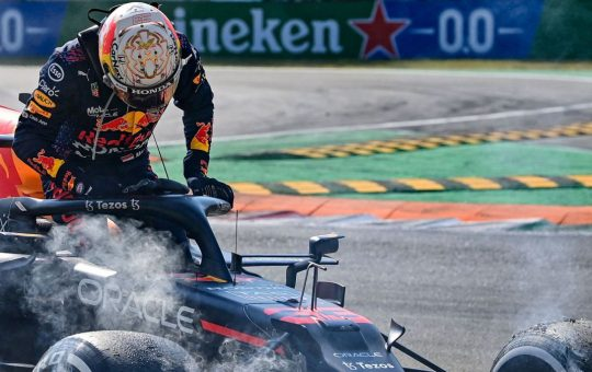 «Verstappen es culpable si Red Bull no acusó a Hamilton»