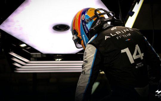 Alonso tiene ganas de más