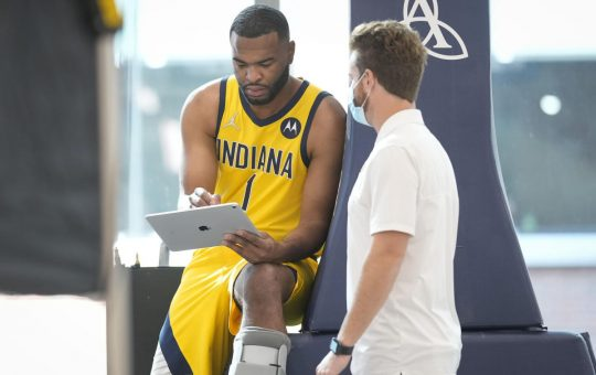 Carlisle's approach brings welcome change to Indiana Pacers