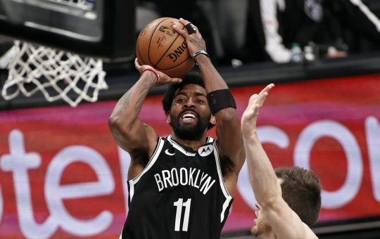 Irving: Refusal to get vaccinated about 'what's best for me'