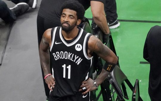 Kyrie Irving skips the jab and benches himself — for now