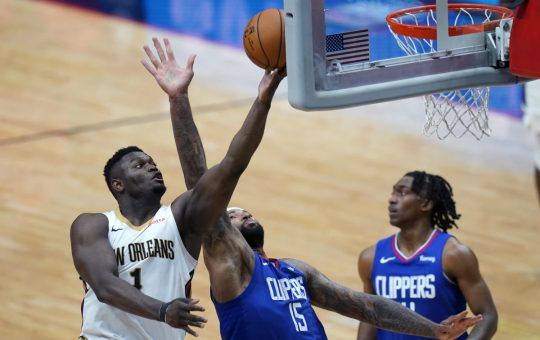 Pelicans' Williamson out at first week of regular season