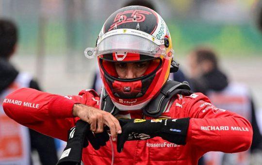 Ross Brawn no ve a Sainz como el mejor piloto en Turquía