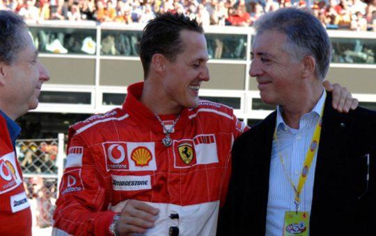 «Schumacher no está muerto»
