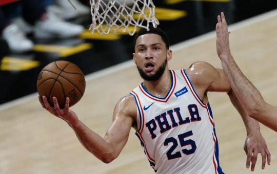 Simmons drama drags on for 76ers without a resolution
