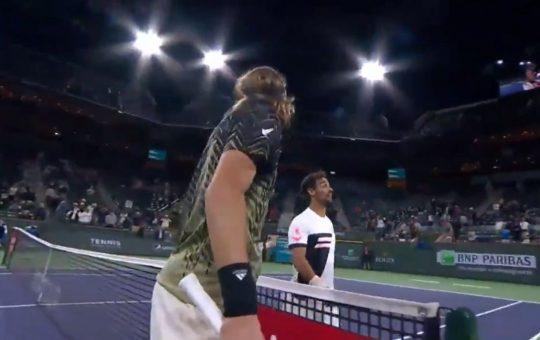 Tsitsipas, enemigo público número uno del tenis mundial